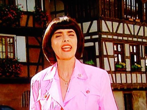 Mireille Mathieu am 09.04.2012  im SWR RP