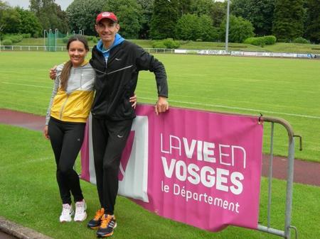 9e Ronde Estivale de Thaon-les-Vosges: VOIR LES VOSGES ET COURIR