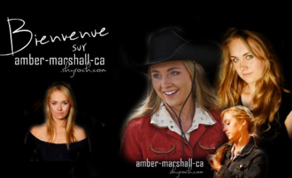 Amber Marshall Bio