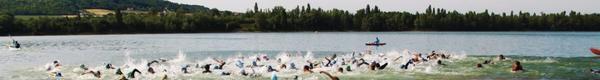Photos Triathlon des Boucles de Seine 2011