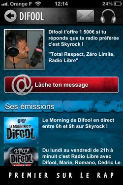 Application FM - o� vont les messages envoy�s aux animateurs ?
