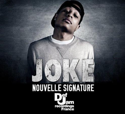 Joke : un rappeur à suivre
