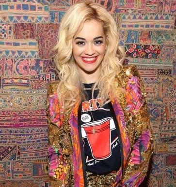 Rita Ora au cin�ma