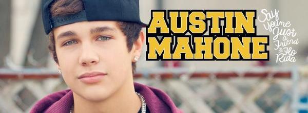 Le nouveau clip d'Austin Mahone en ligne
