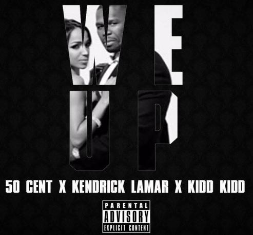 Kendrick Lamar & Kidd Kidd sur le nouveau titre de 50 cent