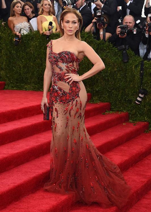 Met Gala 2015: Beyonc�, Jay Z, Rihanna, Katy Perry sur le tapis rouge