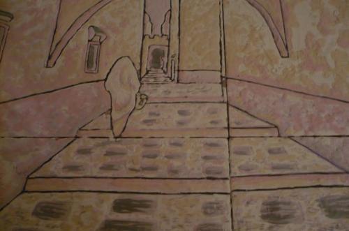 Peinture sur Zelig