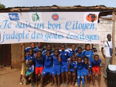 Projet « Coupe de Solidarité pour un environnement sain à Lomé »