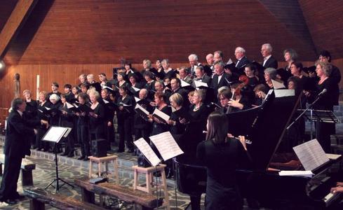Concert Choeur A Tempo et chorale du ly�ce S�vign�