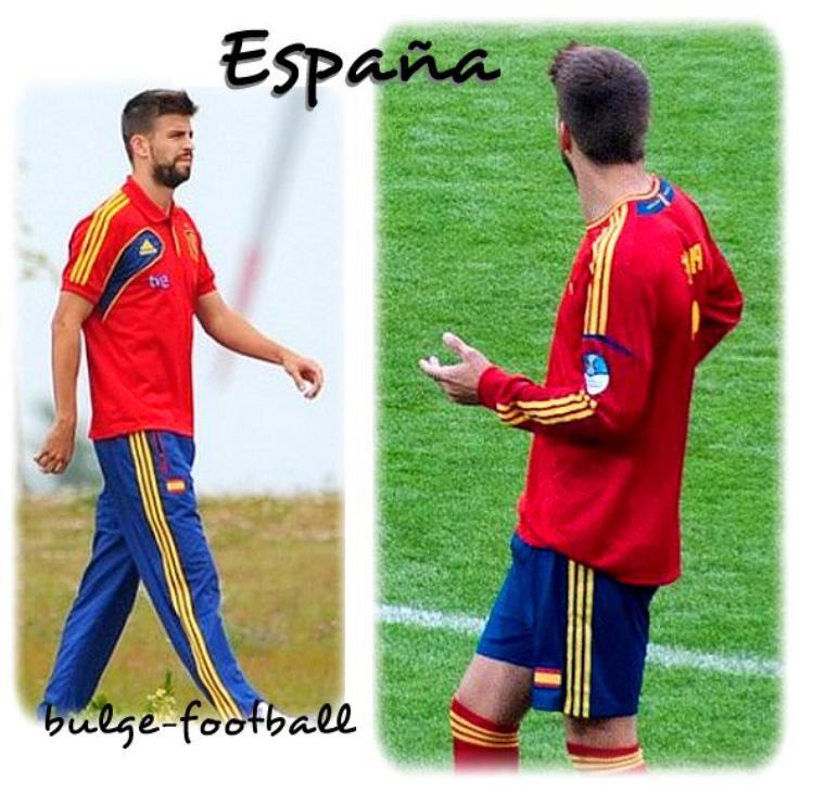 Euro 2012 : Espa�a bultos !