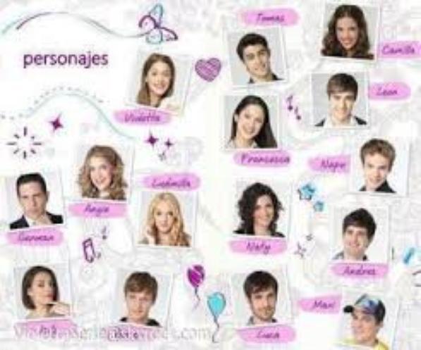2- Violetta Promo saison 2