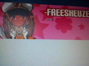 -Freesheuze