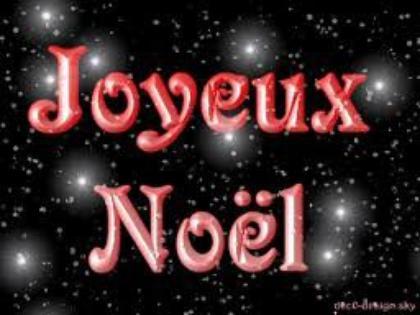 Joyeux Nowel :)