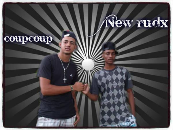 New rudx feat coupcoup nou f� mouve A zot