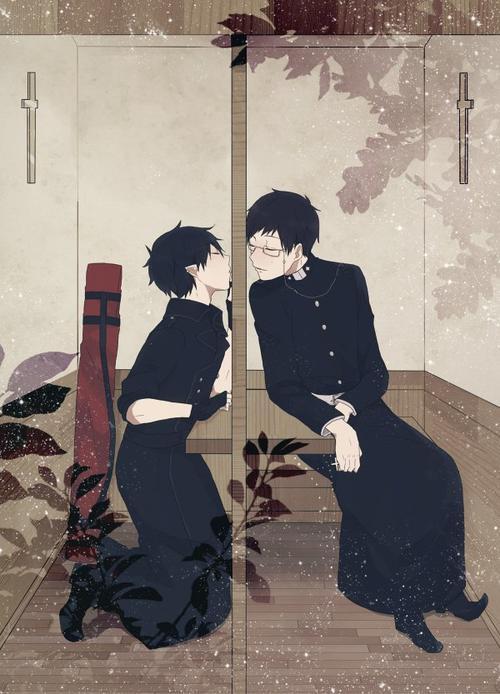 Images Yukio X Rin