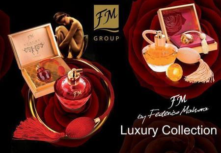 Avantages d'�tre dans la vente de parfum pour Fm Group France - Federico Mahora