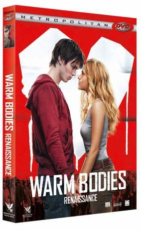 Si tu aimes à la fois les zombies et le romantisme : Warm Bodies est fait pour toi !