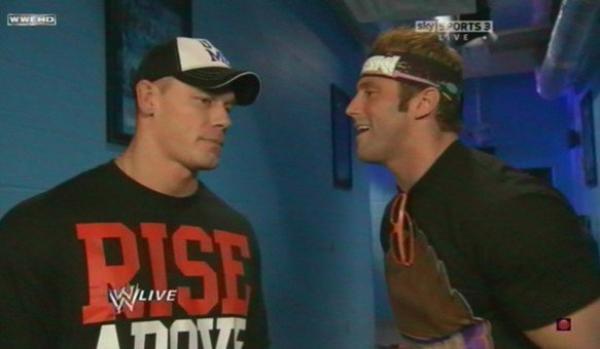 John Cena & Zack Ryder