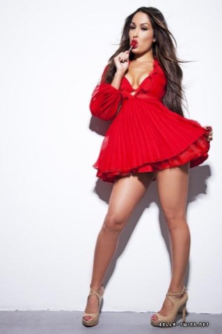 Photoshoot  Nikki Bella