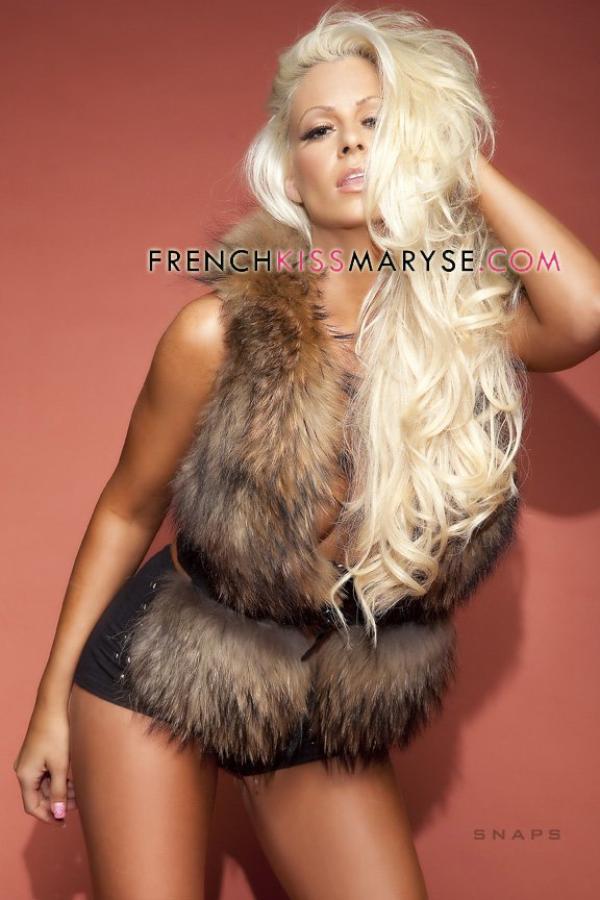 New photoshoot pour Maryse