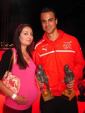 Swiss Football Awards, Luzern, 11.08.2013