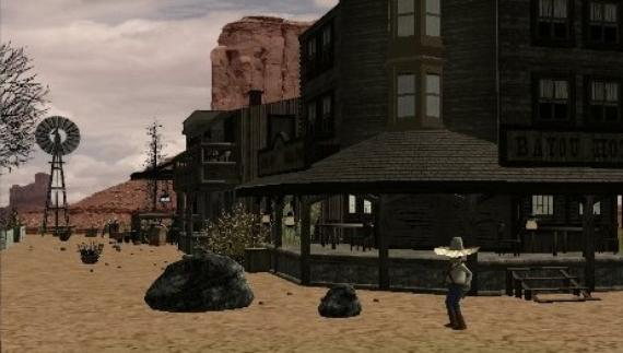 Sheriff Academy (Interactive Theater Alterface)