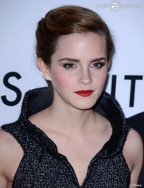 Emma Watson au Festival de Cannes et � Los Angeles le 4 juin.