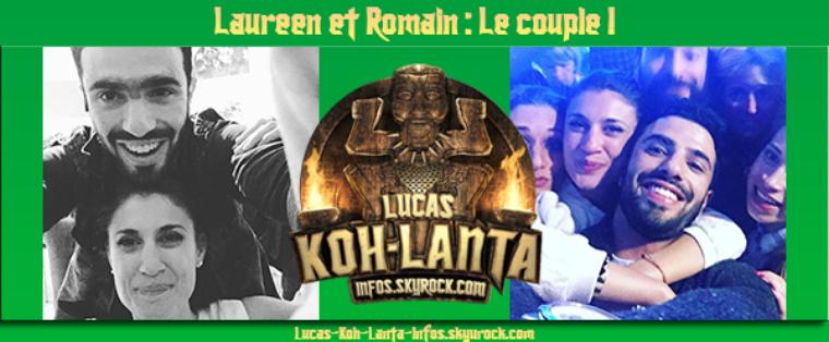 #NEWS: Laureen & Romain, le couple de Koh-Lanta Thailande !