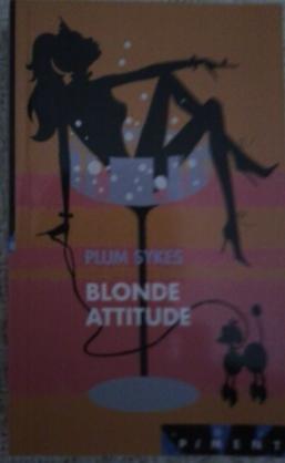 "LIVRE ""BLONDE ATTITUDE"""