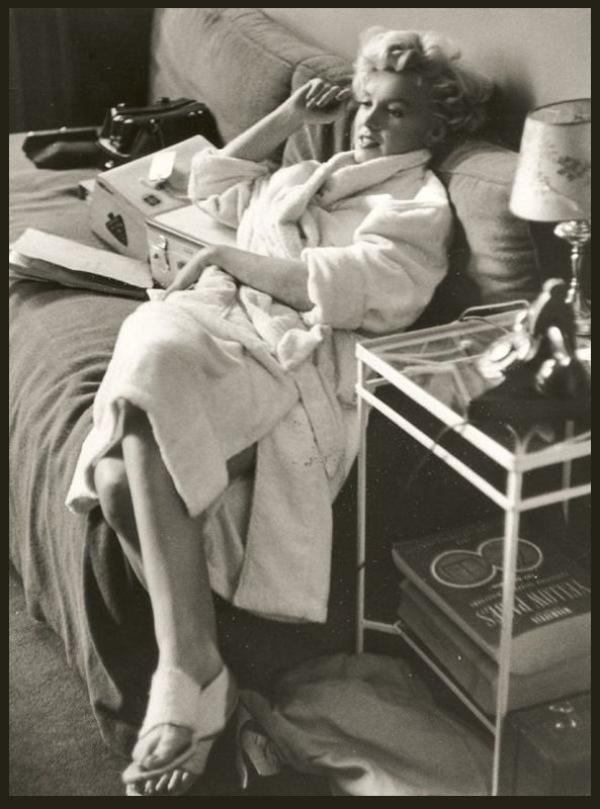 Marilyn MONROE '40-50-60 (1er Juin 1926 - 4-5 Ao�t 1962)
