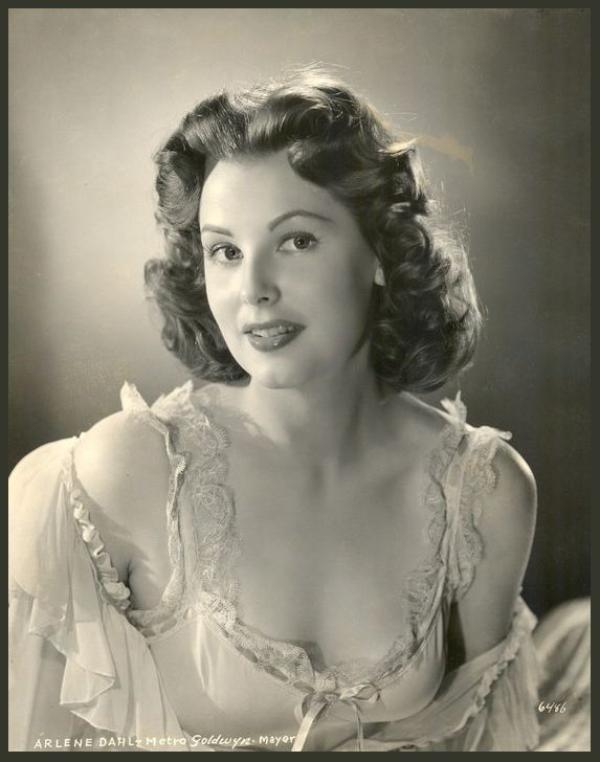 Arlene DAHL '40-50 (11 Ao�t 1925)