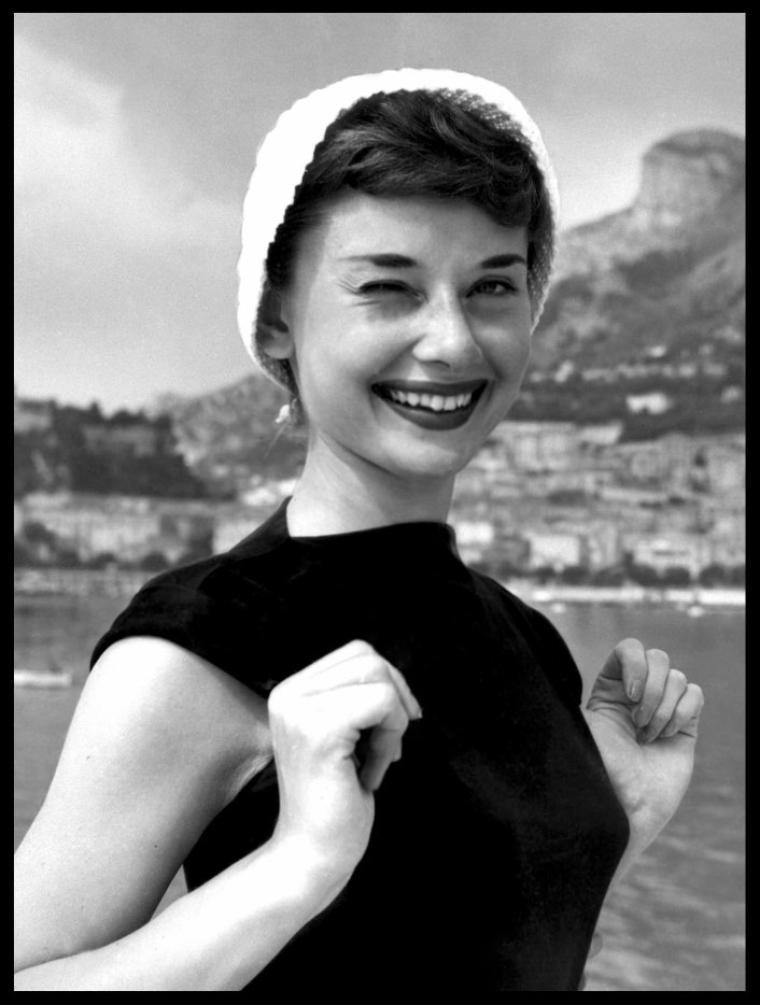 Audrey HEPBURN '50 (4 Mai 1929 - 20 Janvier 1993)