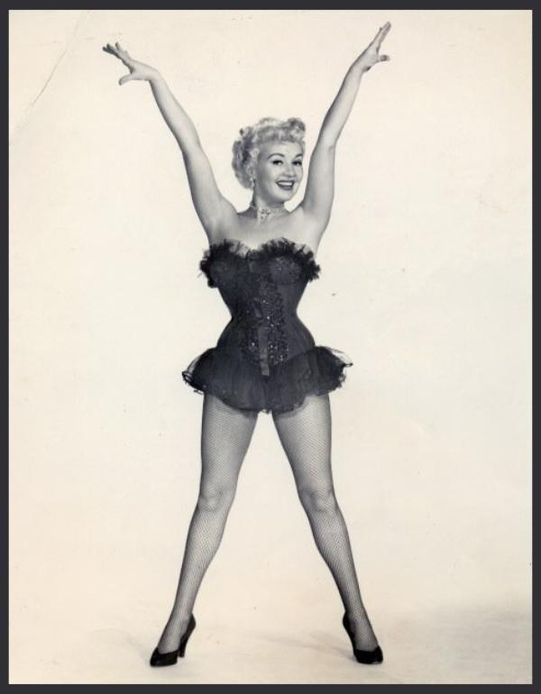 Betty GRABLE '40-50 (18 D�cembre 1916 - 2 Juillet 1973)