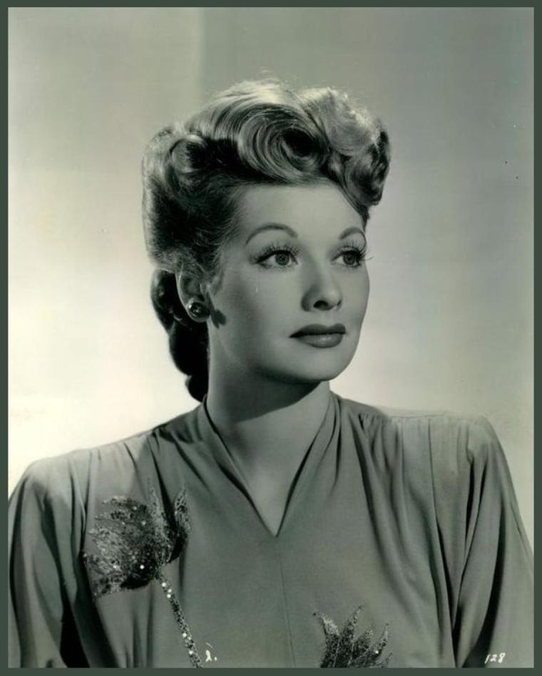 Lucille BALL '30-40-50-60 (6 Ao�t 1911 - 26 Avril 1989)