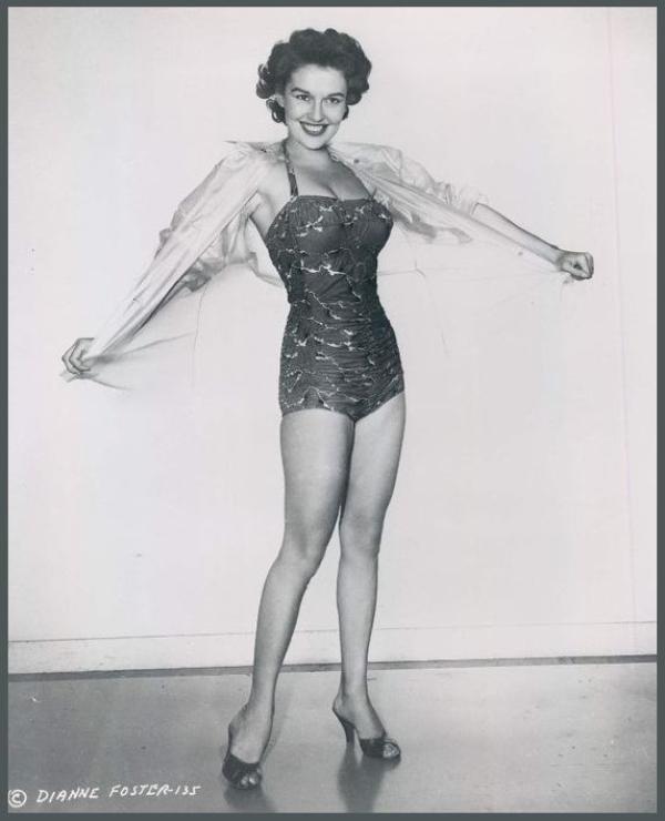 Dianne FOSTER '50-60 (31 Octobre 1928)