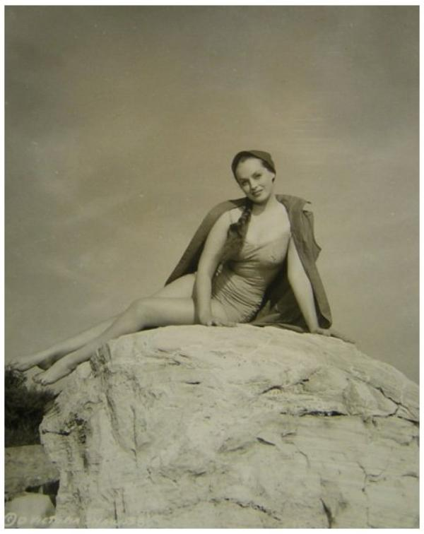 Victoria SHAW '50-60 (25 Mai 1935 - 17 Ao�t 1988)