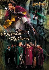 • Le terrain de Quidditch de Poudlard