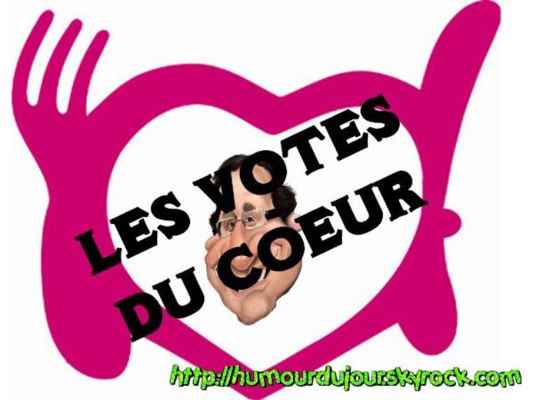 LES VOTES DU COEUR / NO SARKOZY