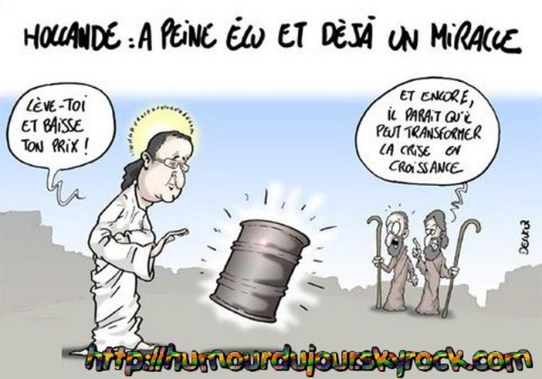 LE MIRACLE HOLLANDE