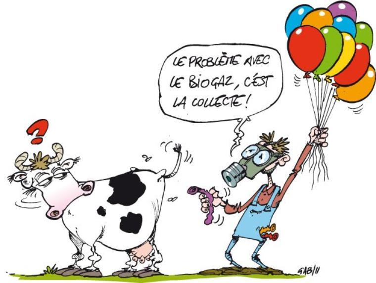 LES DESSINS DE MON AMI GAB SUR LE MONDE AGRICOLE