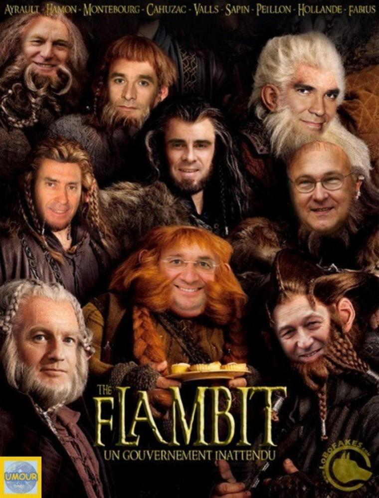 THE FLAMBIT