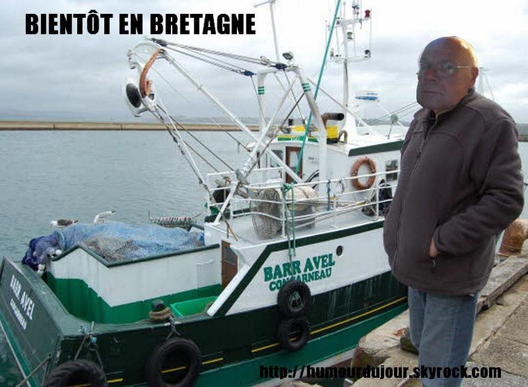 BIENTÔT EN BRETAGNE