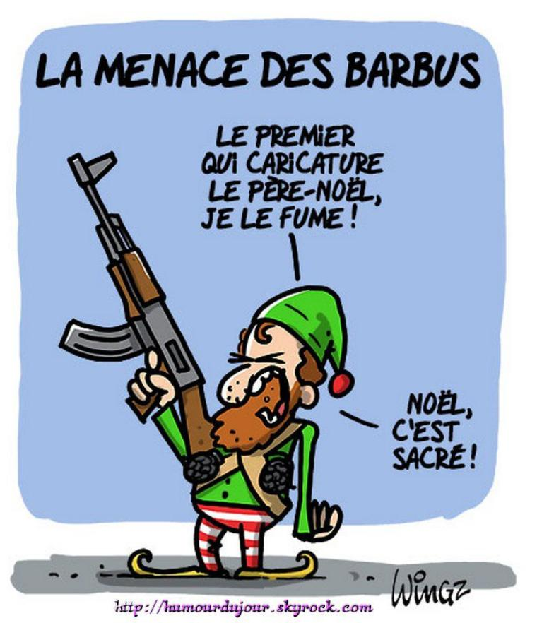 LA MENACE DES BARBUS