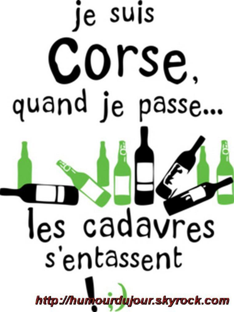 LES CORSES