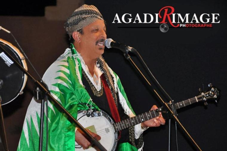 سفير الأغنية الأمازيغية الأخ عبد الله الفوى