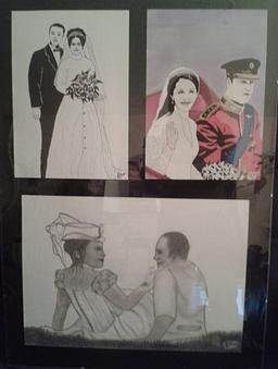 Salon de la mari�e le 16 et 17 fevrier 2013 a Ornans au CAL
