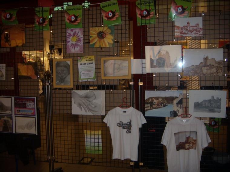 Nouvelle exposition pour Coeur d'Artisan