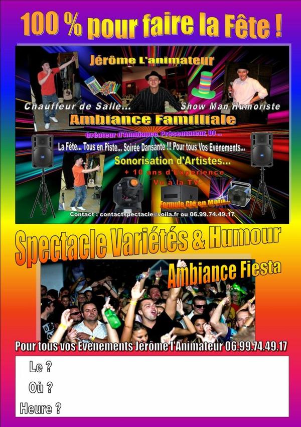 Les Forbans ! Avec nous le 24 Septembre 2011 + Un plateau de Sosies en 1�re Partie !!!