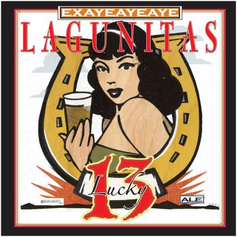 Review : Lagunitas Lucky 13