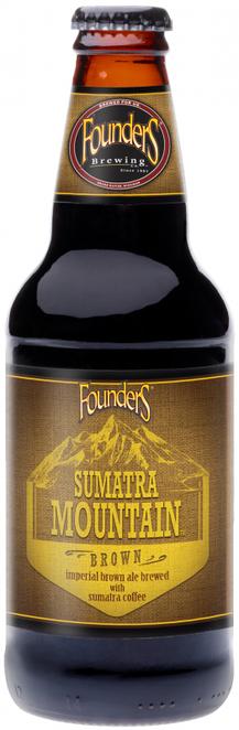 Review : Founders Sumatra Mountain Brown